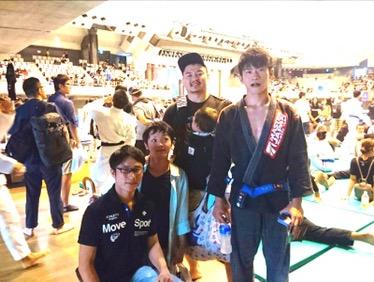 アジア柔術選手権試合結果