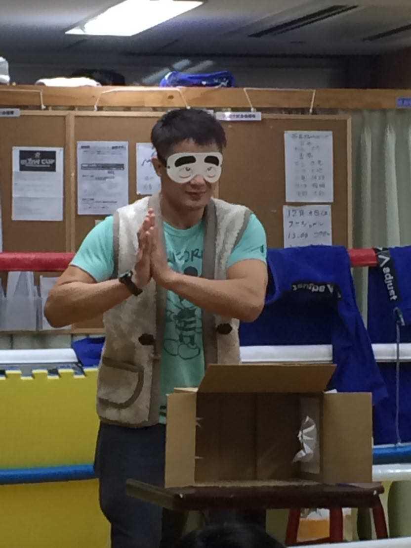 2月11日  弘中代表柔術クラス