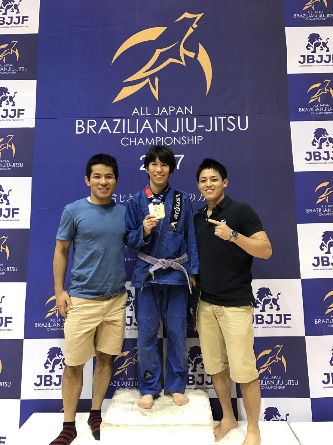 第18回全日本ブラジリアン柔術選手権