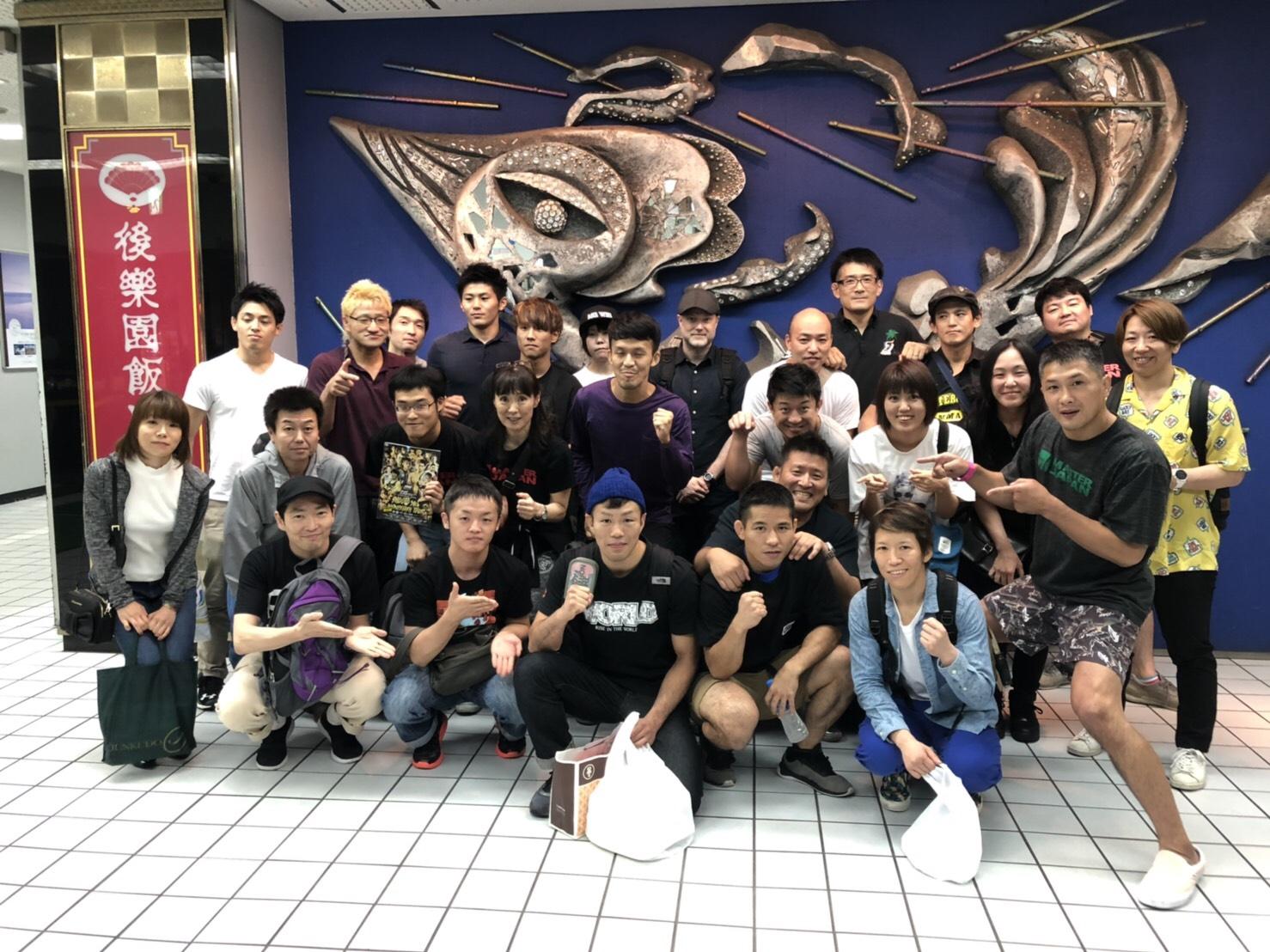 7月15日プロ修斗試合結果