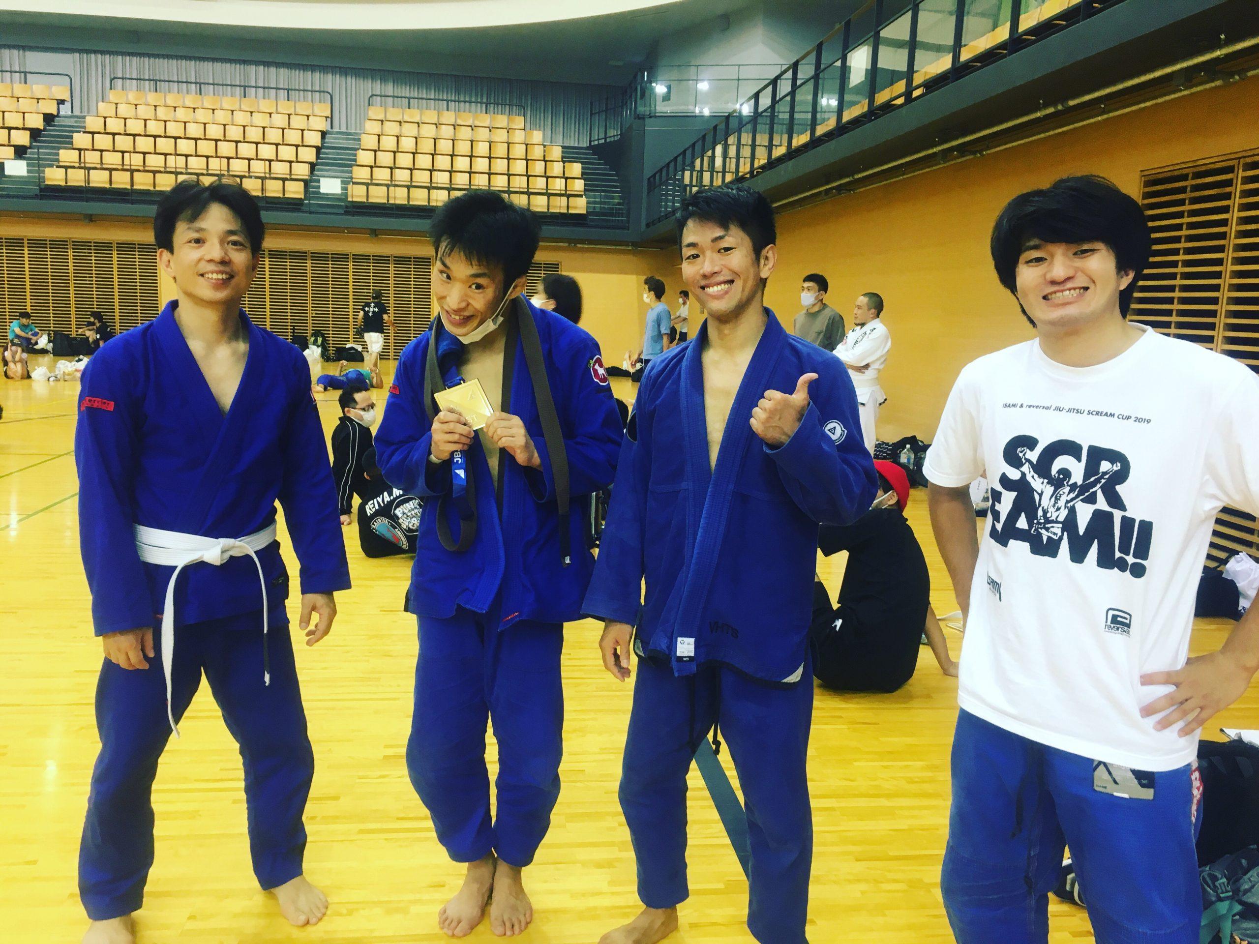 東日本柔術選手権